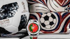 Relógio Mundial 2018 | Árbitros
