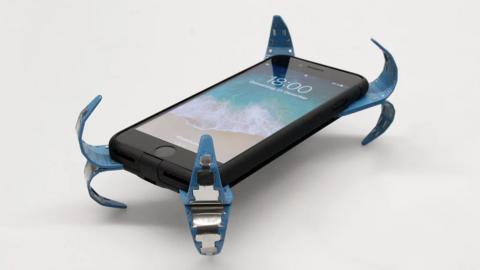 Airbag smartphones