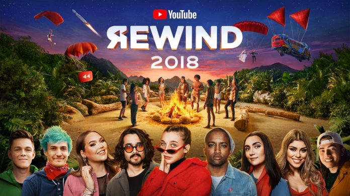 d1784af3cee Rewind 2018 é o vídeo com mais  não gosto  da história do YouTube