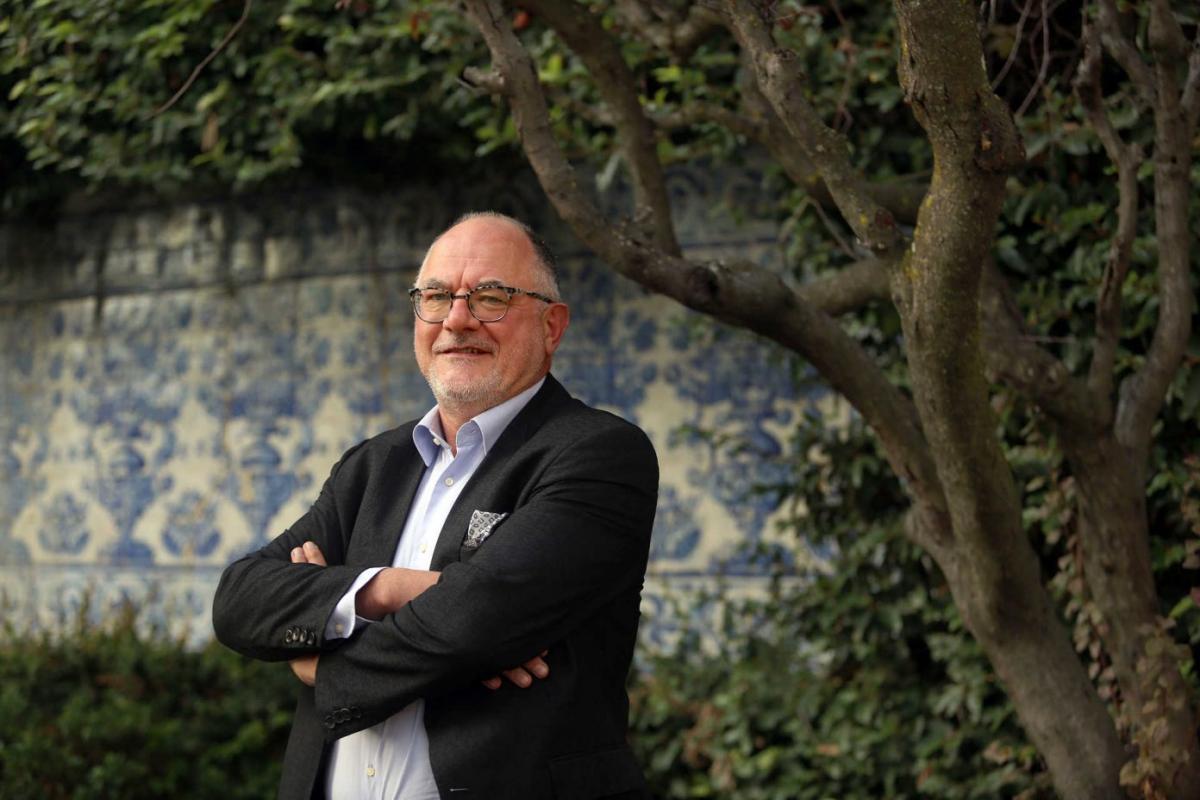 """Steven Braekeveldt: """"Estamos apenas no início do impacto da inteligência artificial na saúde"""""""