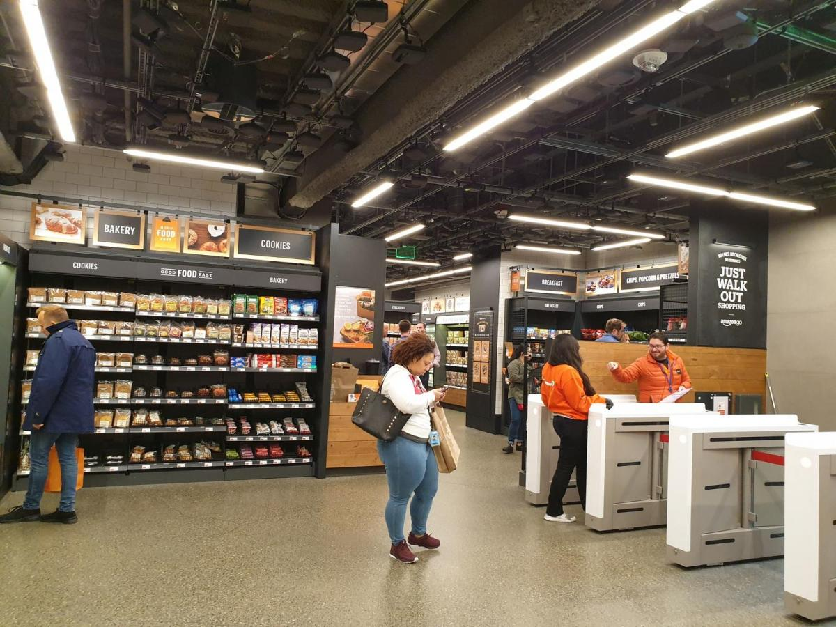 Amazon Go | Seattle