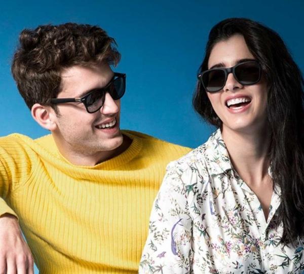 432436974 Custam 15 euros e têm lentes polarizadas. São os óculos de sol da Xiaomi