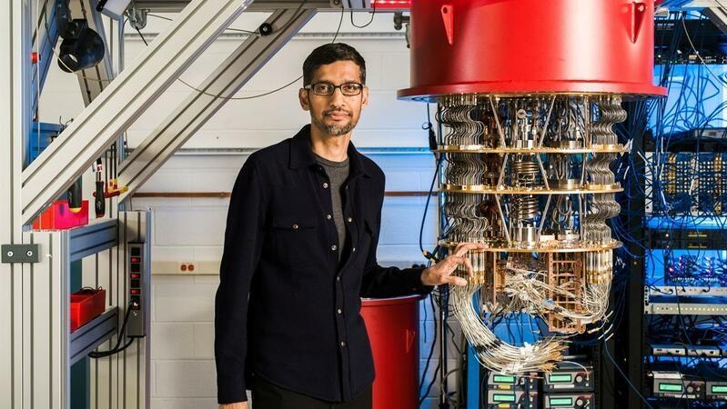 google computador quântico