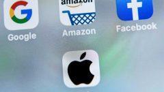 big tech, Apple, Facebook, Amazon, Alphabet, Google